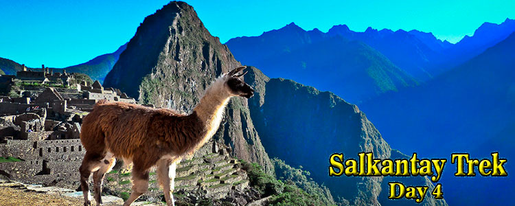 Salkantay Trek Adventure