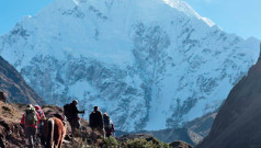 Salkantay Trek Adventure 4 Days