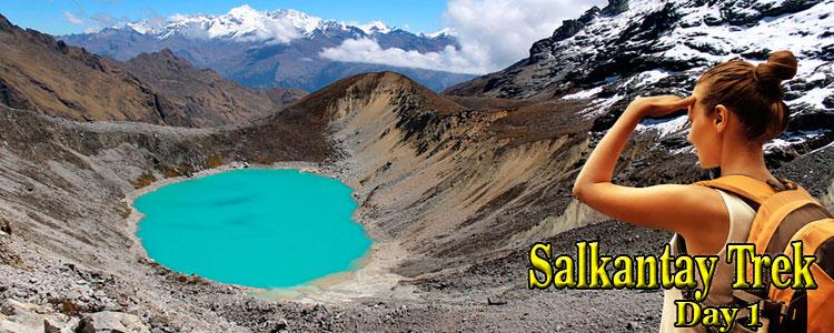 Best Salkantay Trek Machu Picchu