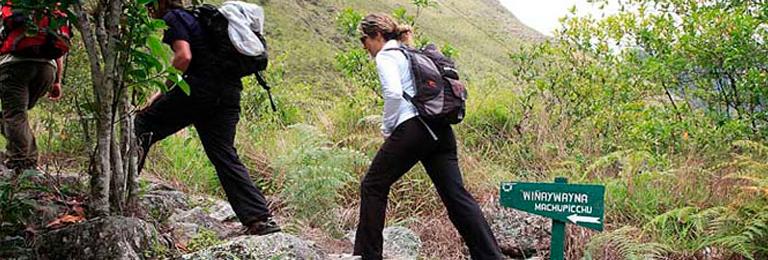 Trekking Inca Trail