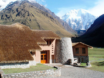 Luxury Salkantay Trek
