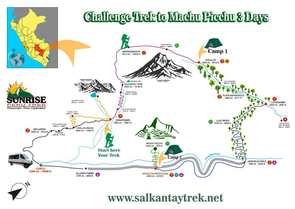 Salkantay Challenge Trek