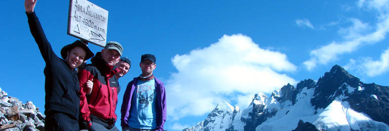 Salkantay Trek Inca Trail Machu Picchu